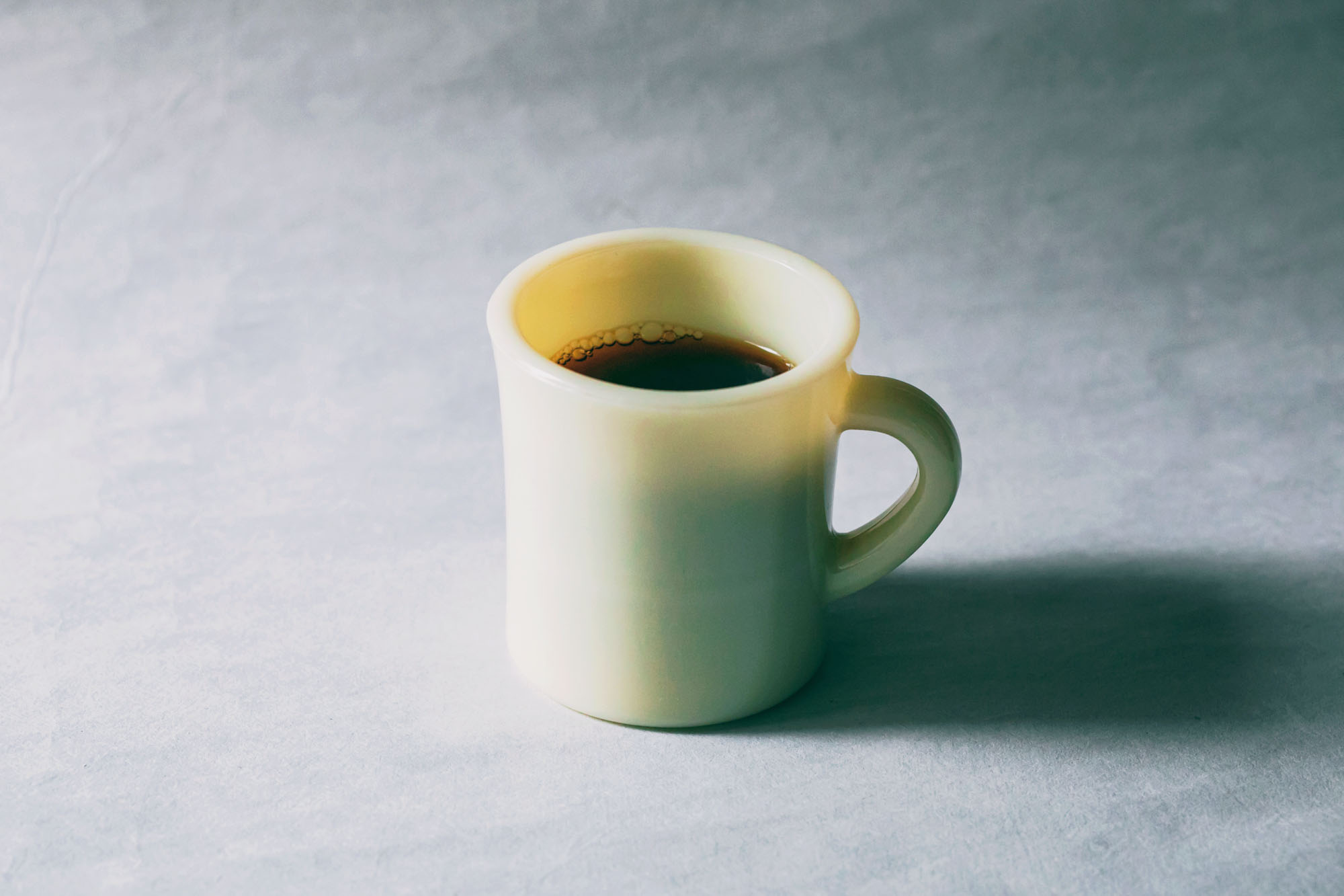 オールドミルクガラス