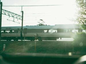 豊岡の電車