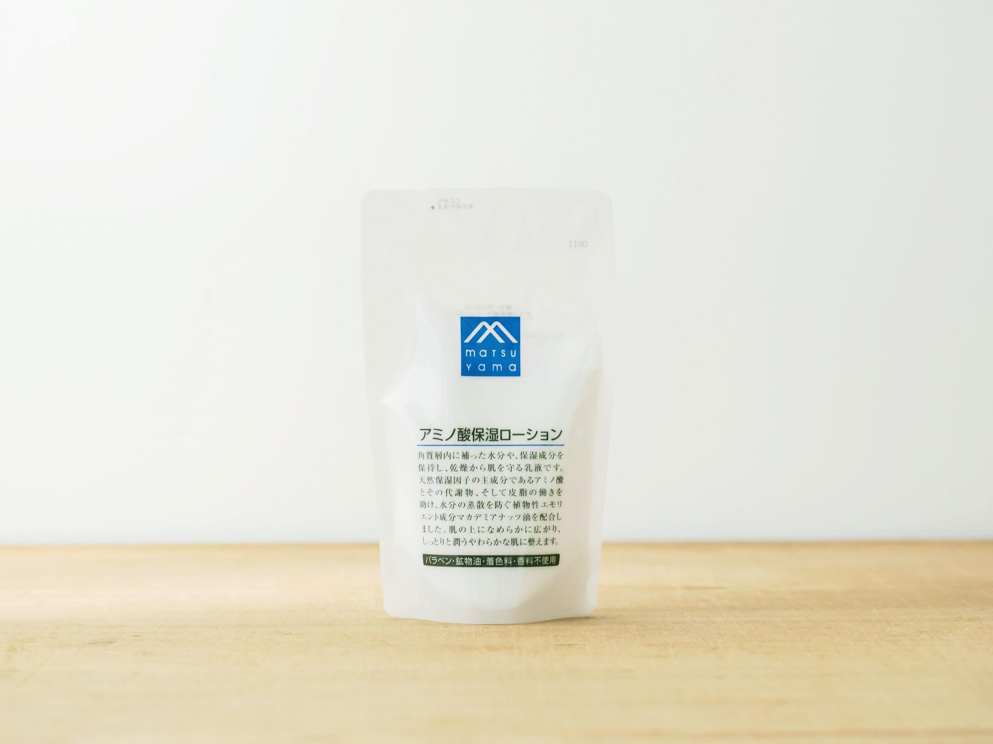 松山油脂 M-mark アミノ酸保湿ローション