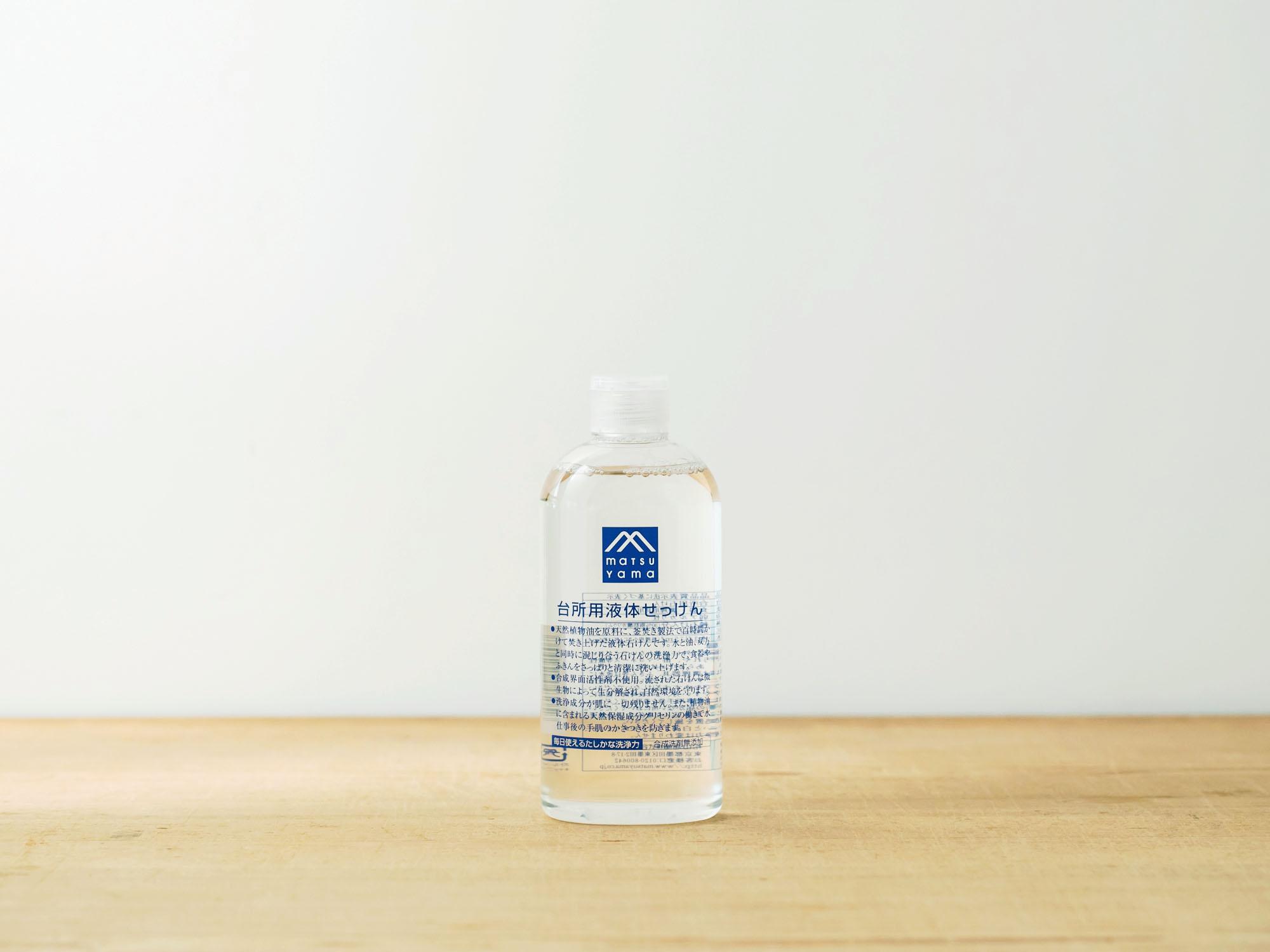 松山油脂 M-mark 台所用液体せっけん
