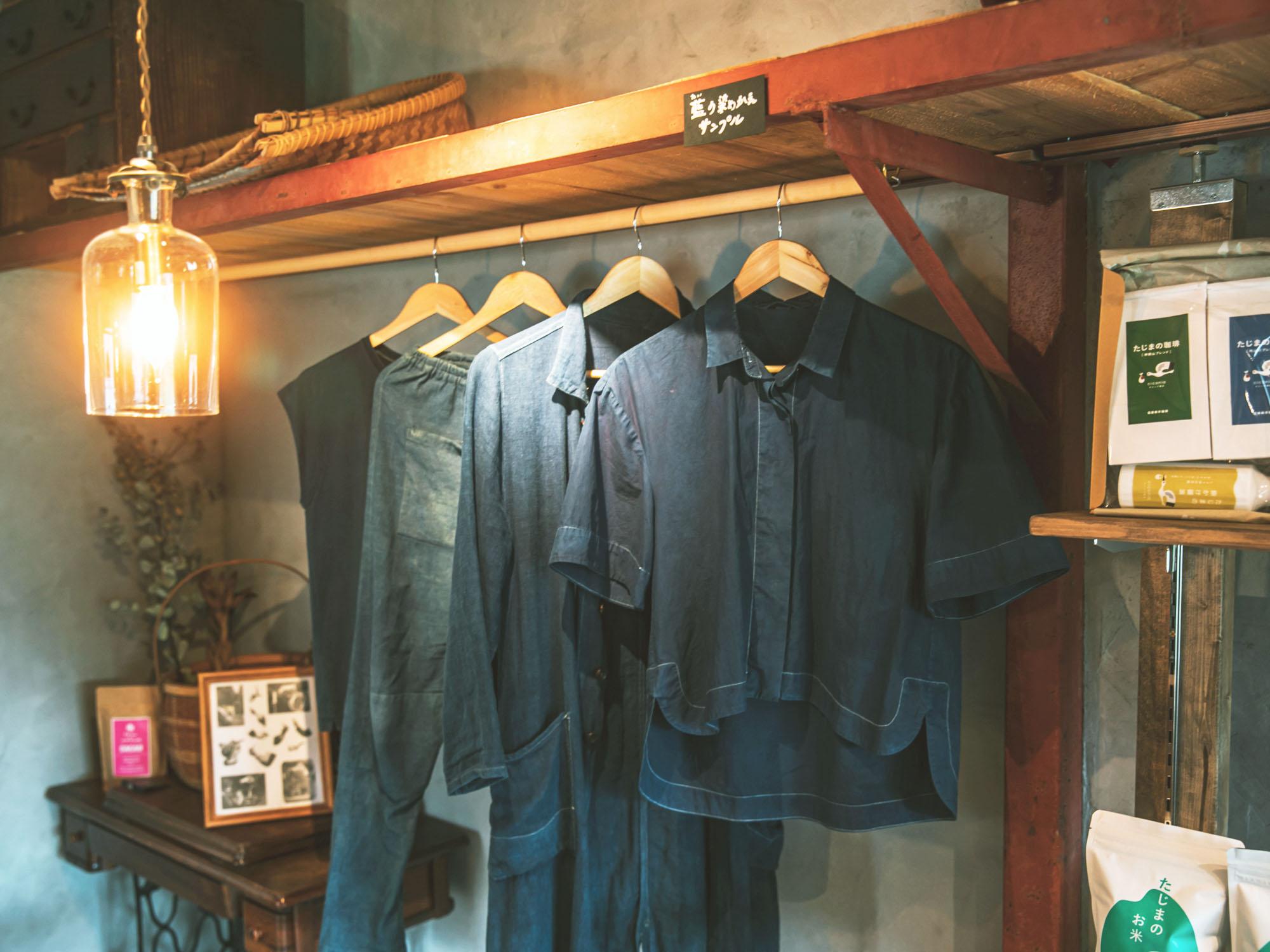 藍の染めかえ注文会