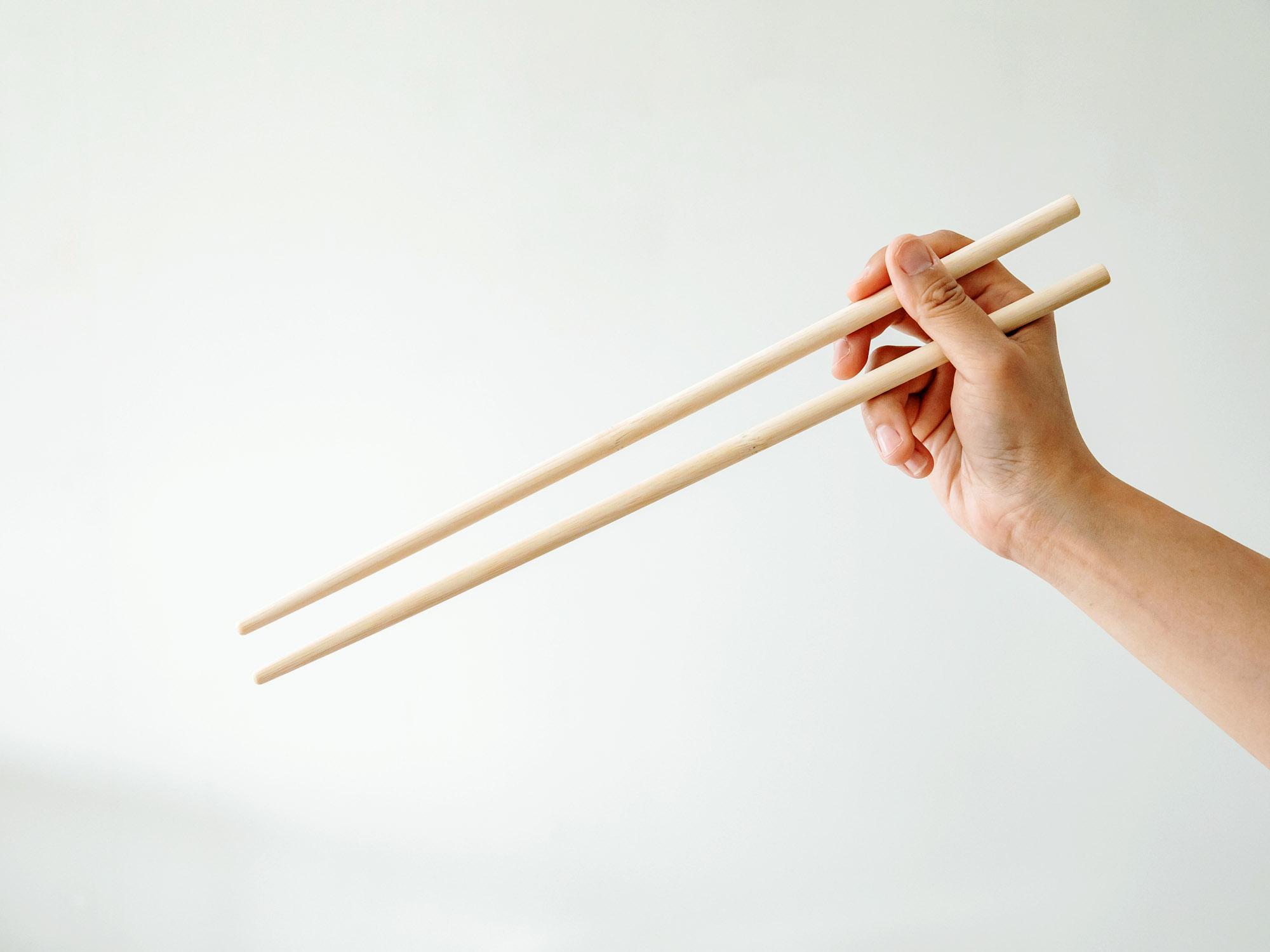 ヤマチク パスタ箸