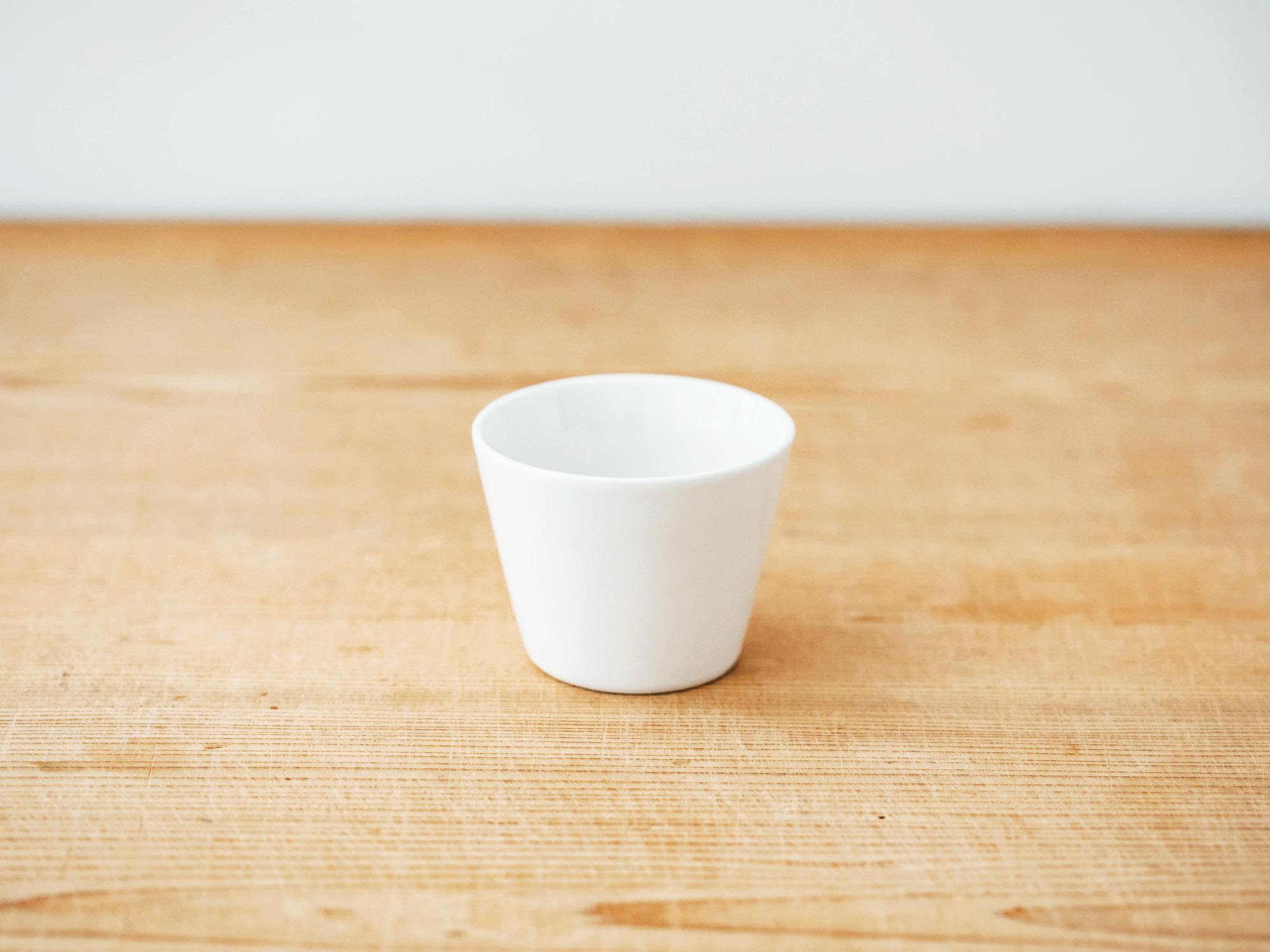 円錐 乳白/南景製陶園