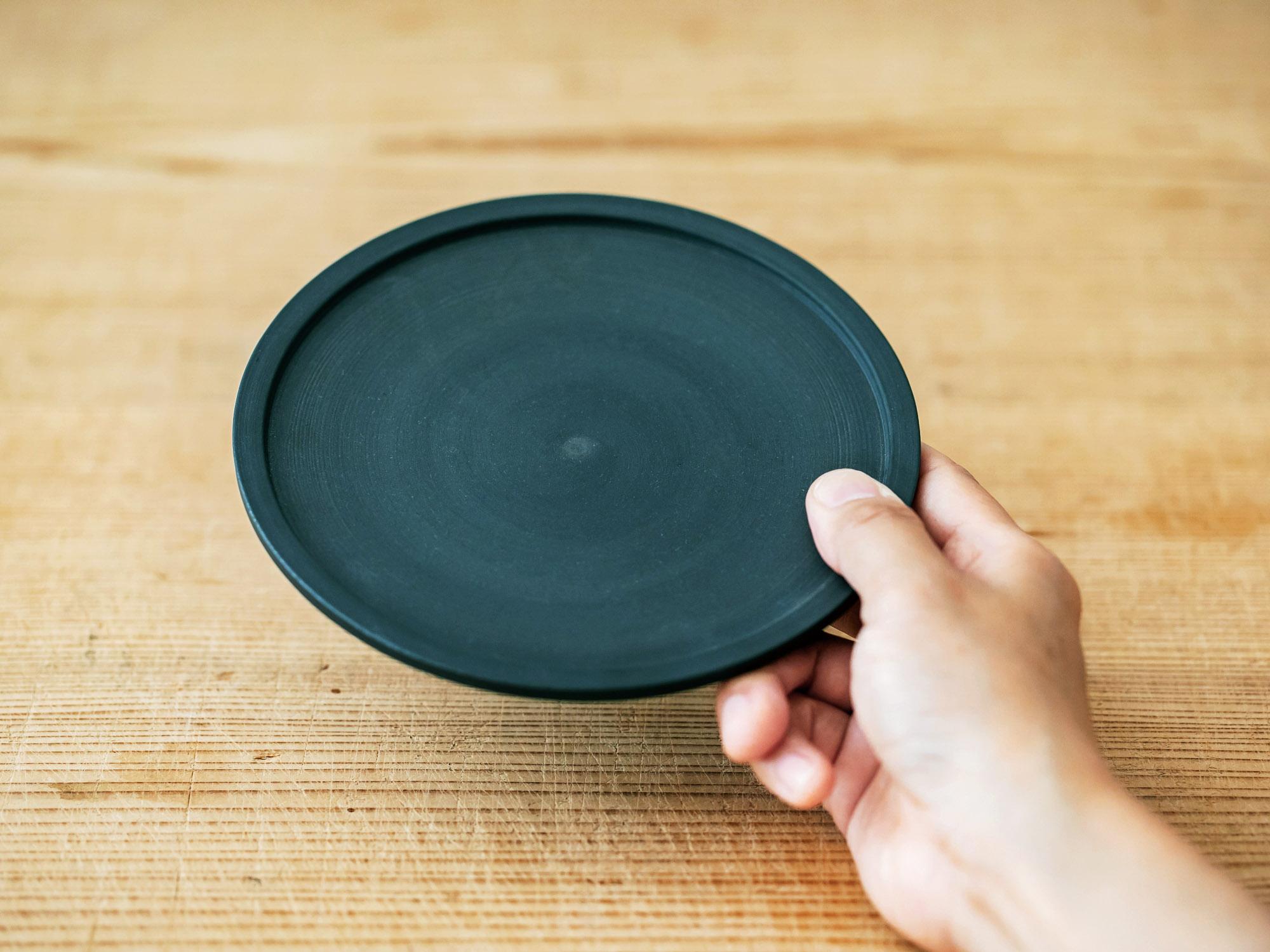 五寸皿/南景製陶園